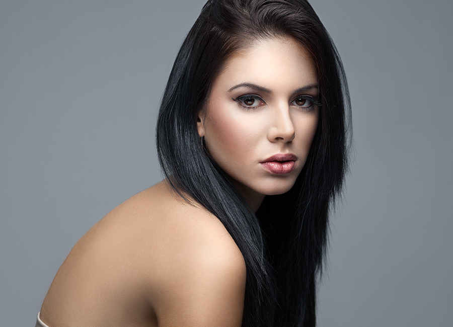 Valentina - beauty photography by Brad Scott - Images by Brad