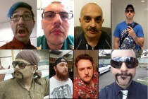 Images by Brad Movember facebook competition entries